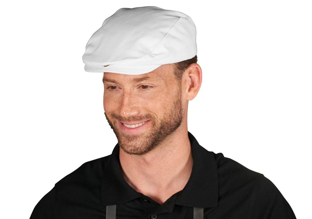 Doplňky: Čepice Cabrio bílá + bílá
