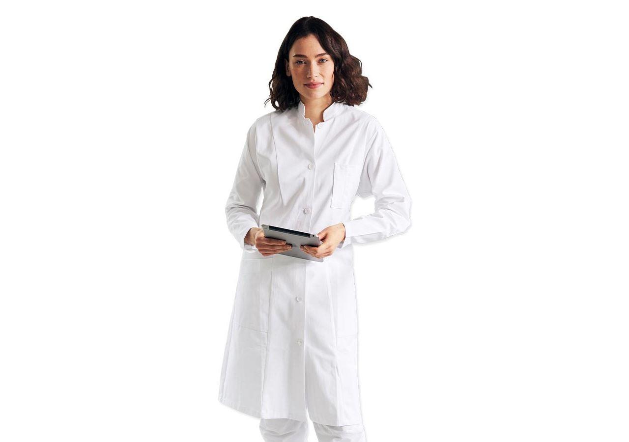 Pracovní pláště: Pracovní plášť Regine + bílá