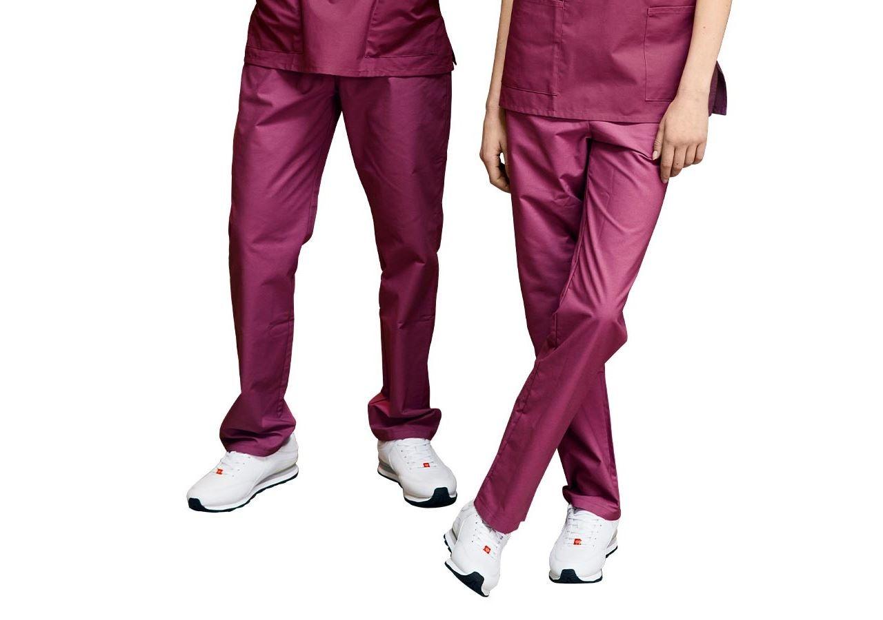 Pracovní kalhoty: Operacní kalhoty + ostružina