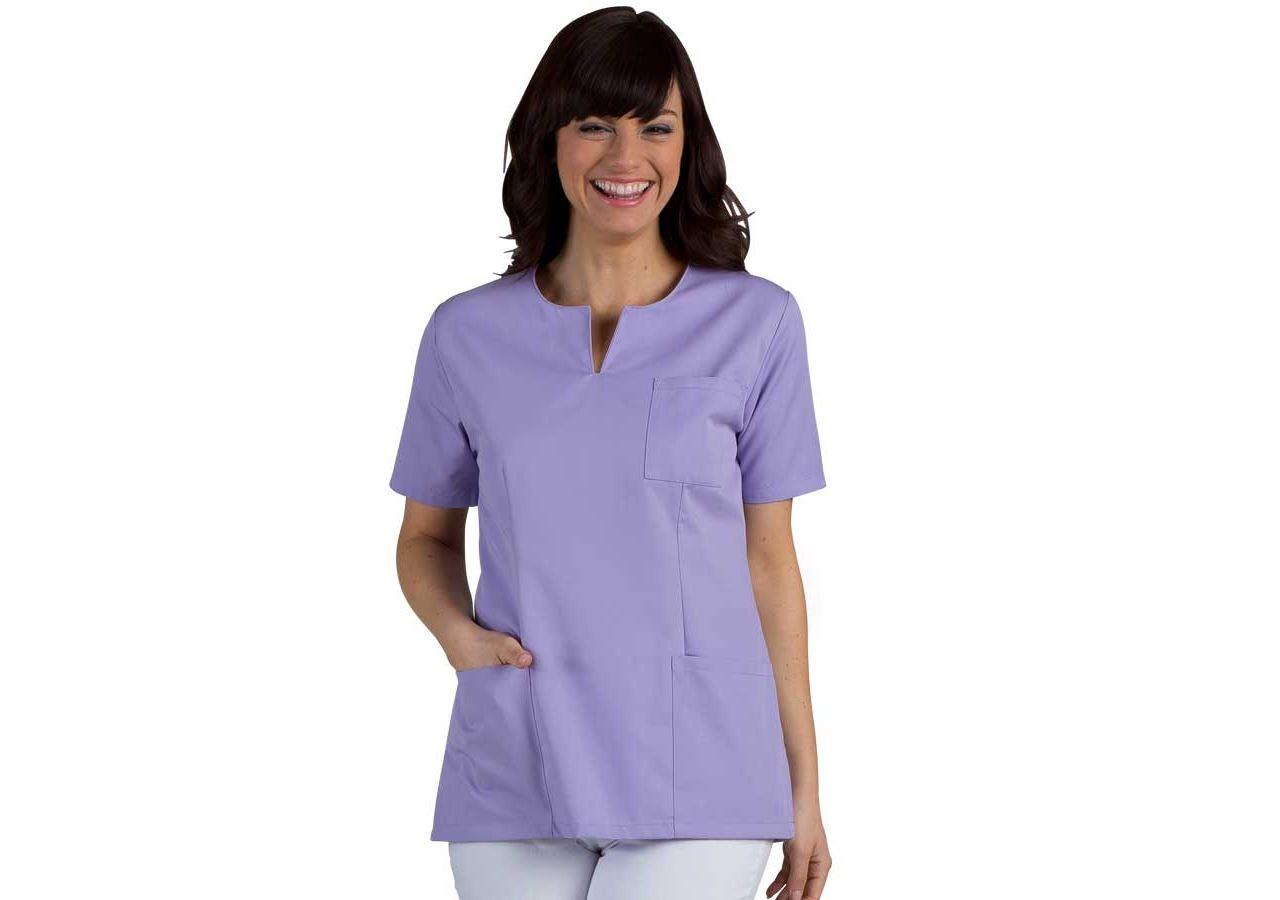 Trička | Svetry | Košile: Navlékací kazak Susi + šeříková