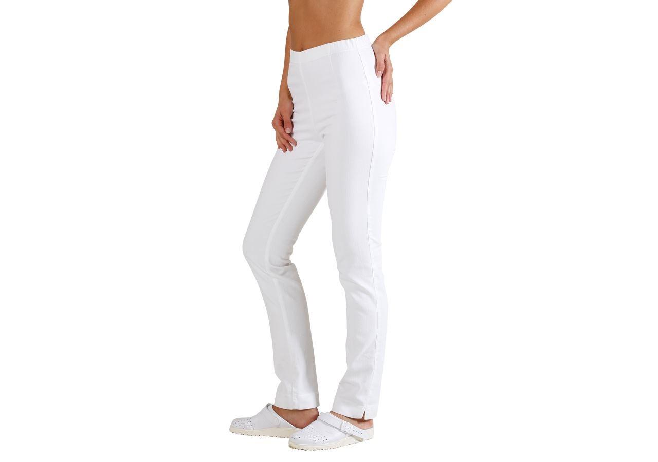 Pracovní kalhoty: Tregíny Natalina + bílá