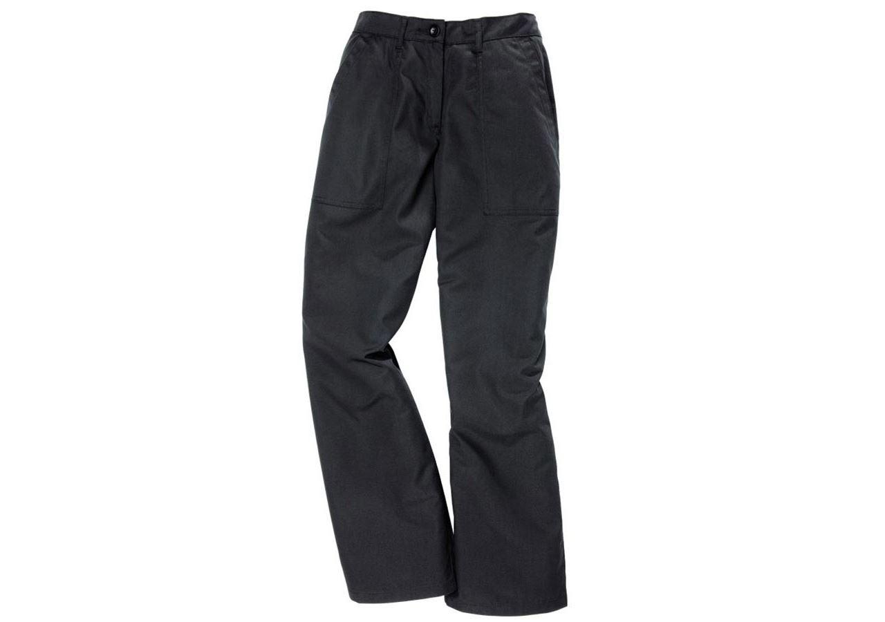 Pracovní kalhoty: Dámské kalhoty Anne II + černá
