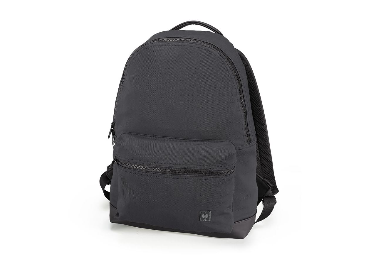 Doplňky: Backpack e.s.motion ten + oxidově černá