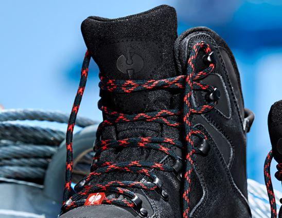 S3: e.s. S3 Bezpečnostní obuv Siom-x12 mid + černá 2