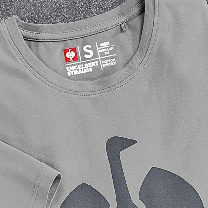 Trička, svetry & košile: Tričko e.s.concrete + perlově šedá 2