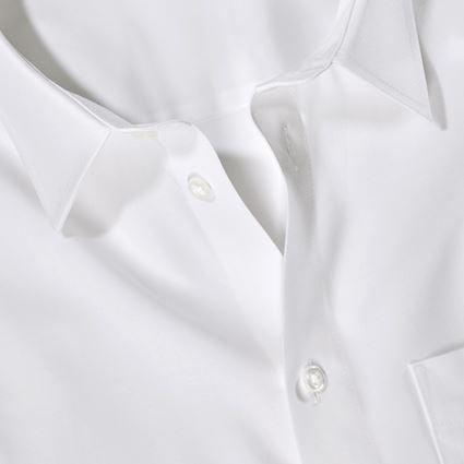 Trička, svetry & košile: e.s. Business košile cotton stretch, regular fit + bílá 2