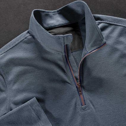 Trička, svetry & košile: Troyer e.s.vintage + ledově modrá 2