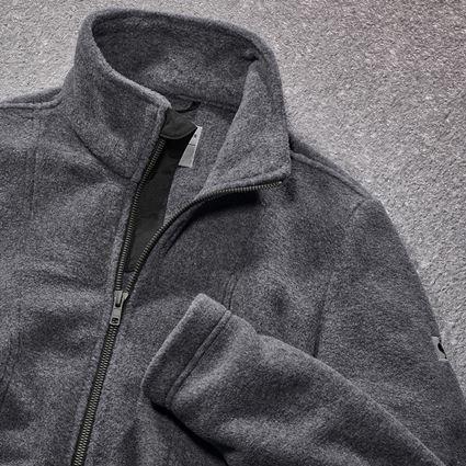 Pracovní bundy: Dámská fleecová bunda e.s.vintage + černá 2