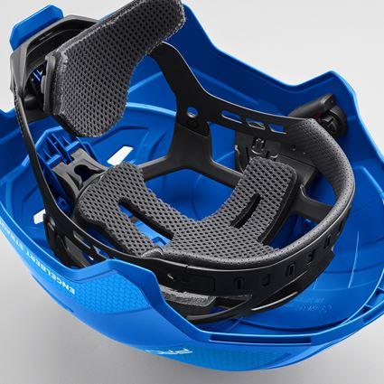 Ochranné přilby: e.s. Pracovní přilba Protos® + modrá/enciánově modrá 5