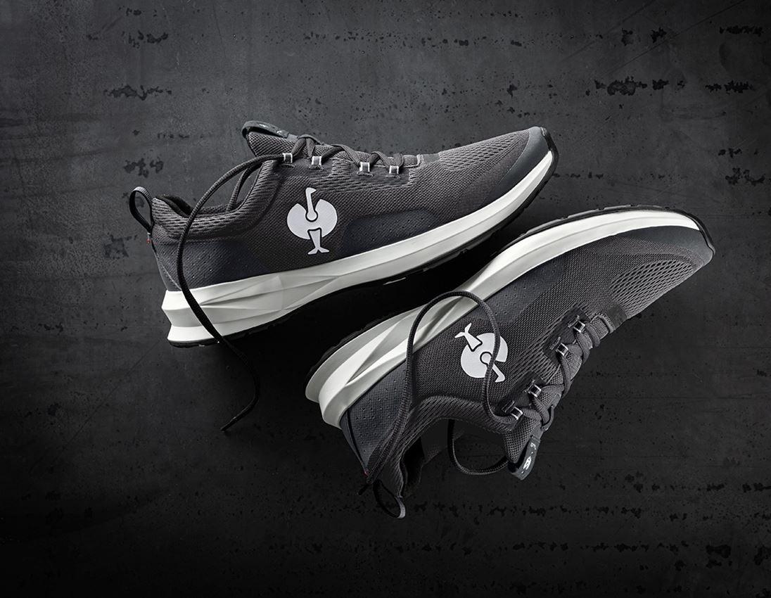 O1: O1 Pracovní obuv e.s. Keran + antracit