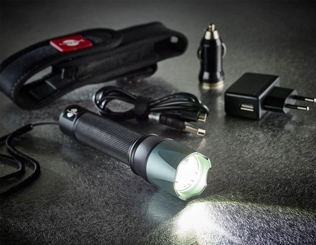 Světla | svítilny: e.s. Kapesní svítilna LED na baterie FL5 1