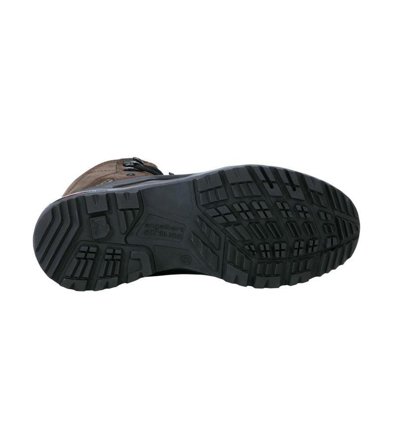 O2: e.s. O2 Pracovní obuv Themisto mid + kůra 2