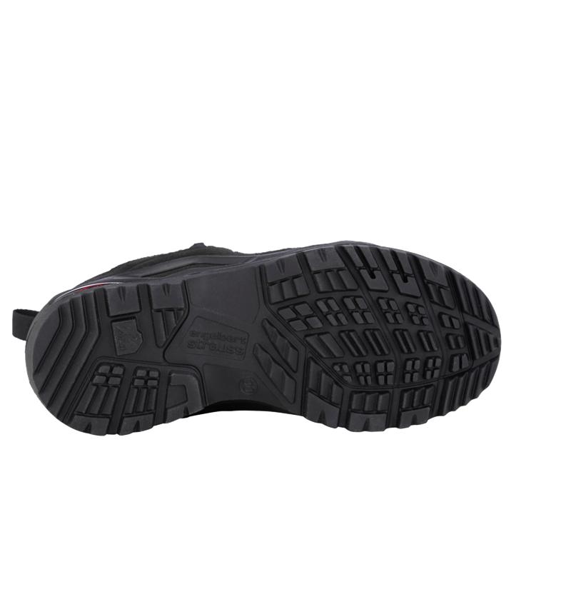 Dětská obuv: e.s. Víceúčelová obuv Apate low, dětská + černá 3