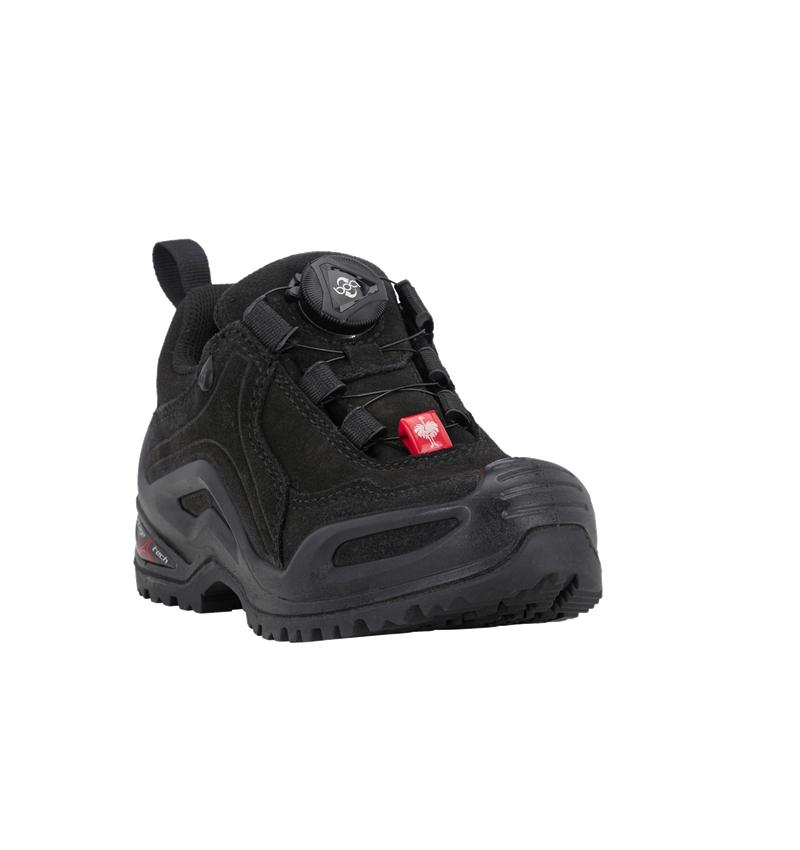 Dětská obuv: e.s. Víceúčelová obuv Apate low, dětská + černá 2
