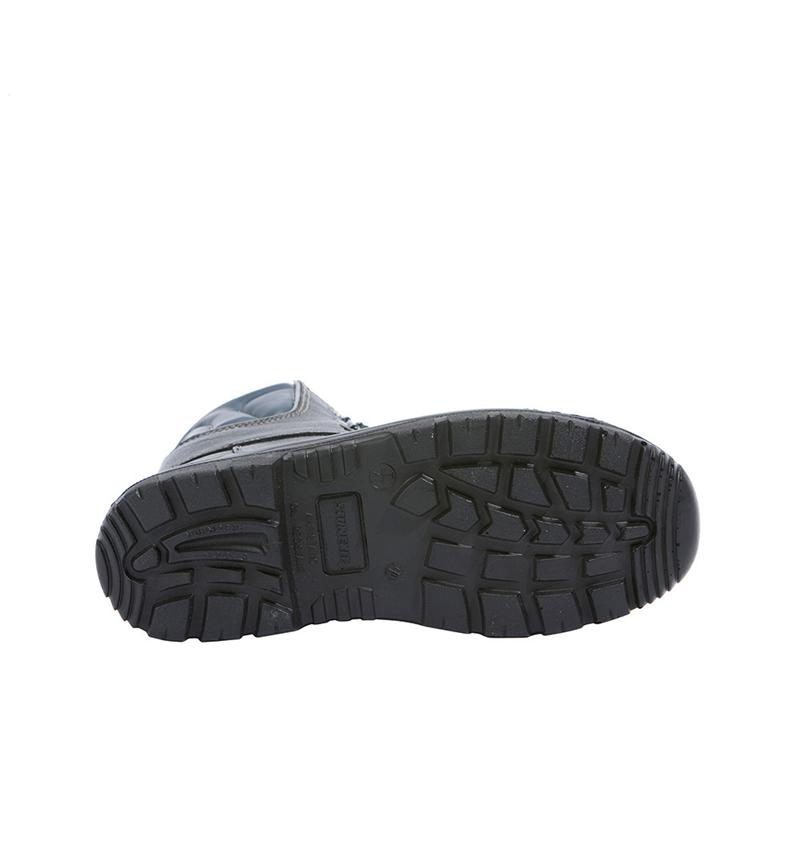 S3: STONEKIT S3 Zimní vysoká bezpečnostní obuv Ottawa + černá/modrá 3