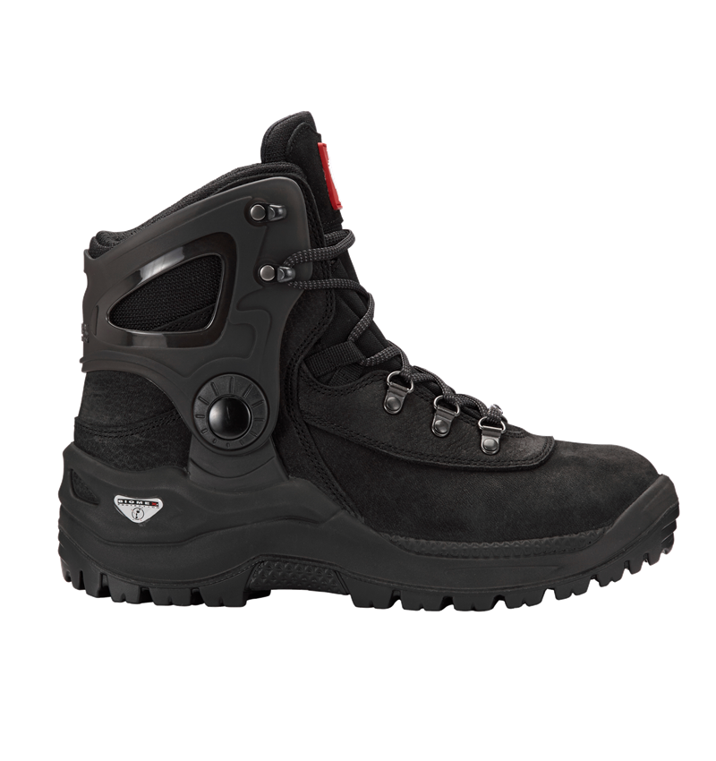 S3: S3 Bezpečnostní obuv SympaTex BIOMEX® + černá
