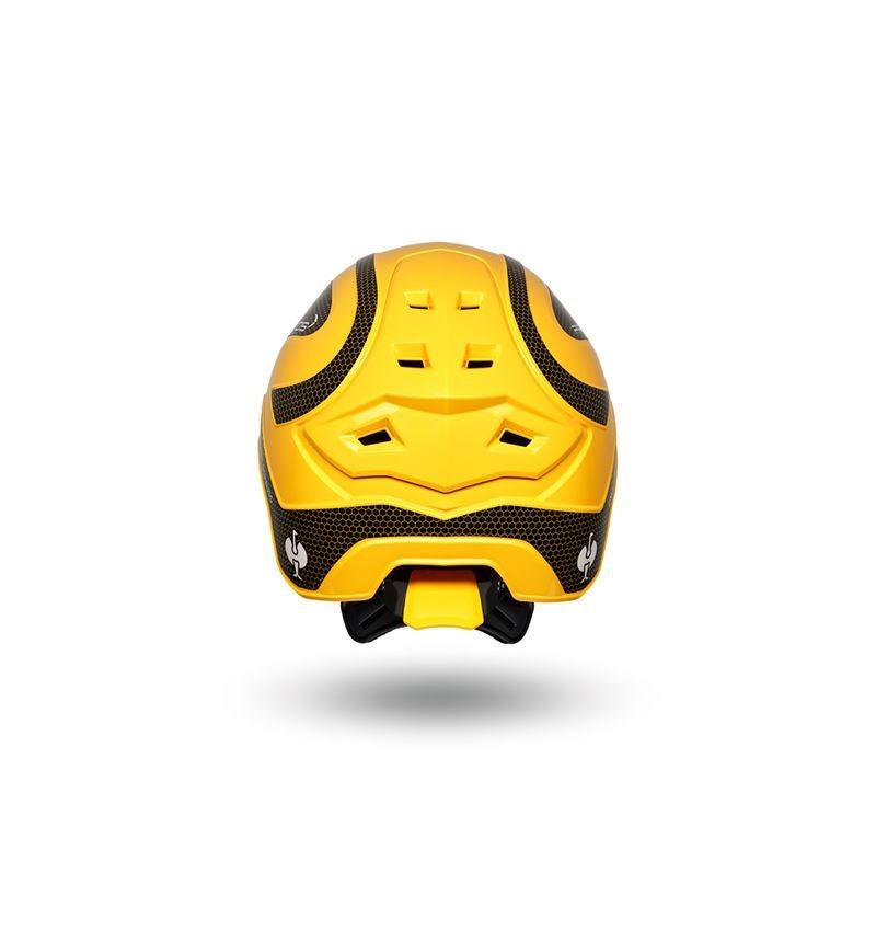 Ochranné přilby: e.s. Pracovní přilba Protos® + žlutá/černá 4
