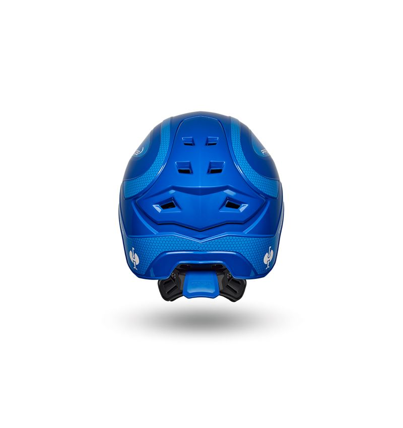 Ochranné přilby: e.s. Pracovní přilba Protos® + modrá/enciánově modrá 4