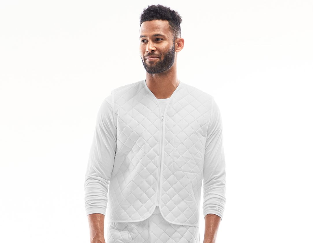 Spodní prádlo   Termo oblečení: Termovesta Haag + bílá
