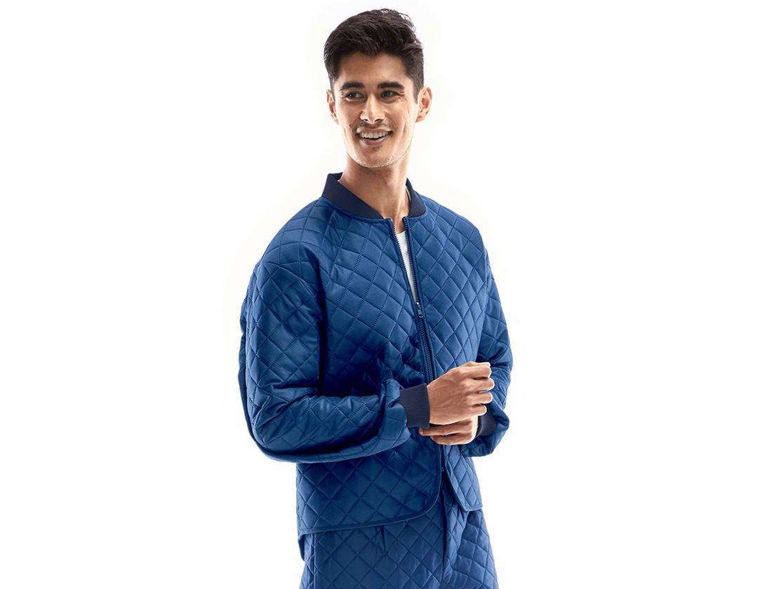 Spodní prádlo   Termo oblečení: Zateplená bunda + námořnická modrá
