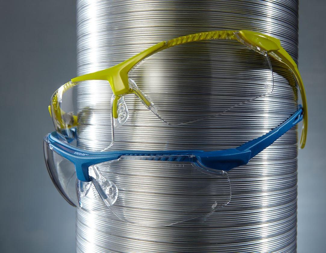 Ochranné brýle: e.s. Ochranné brýle Loneos + tmavá petrol