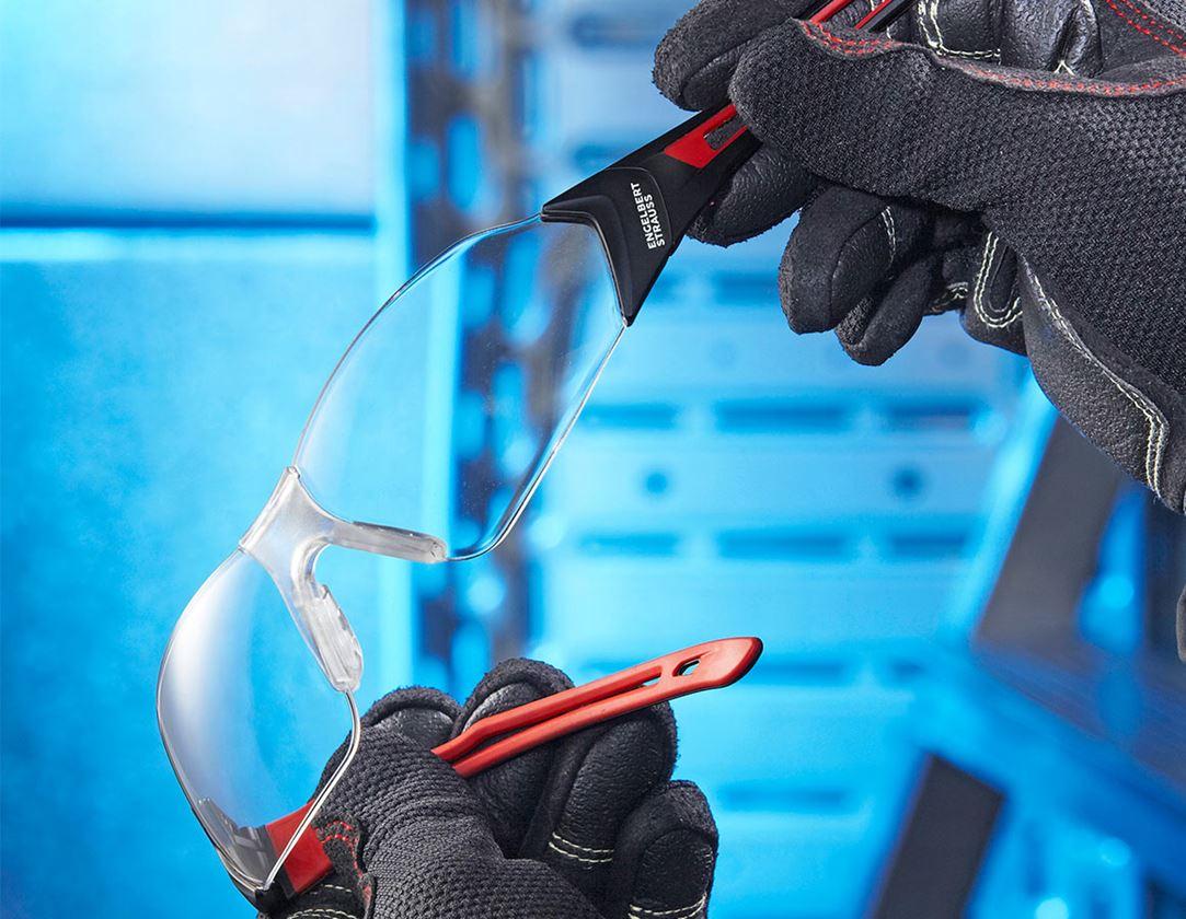 Ochranné brýle: e.s. Ochranné brýle Abell + grafit/černá 1
