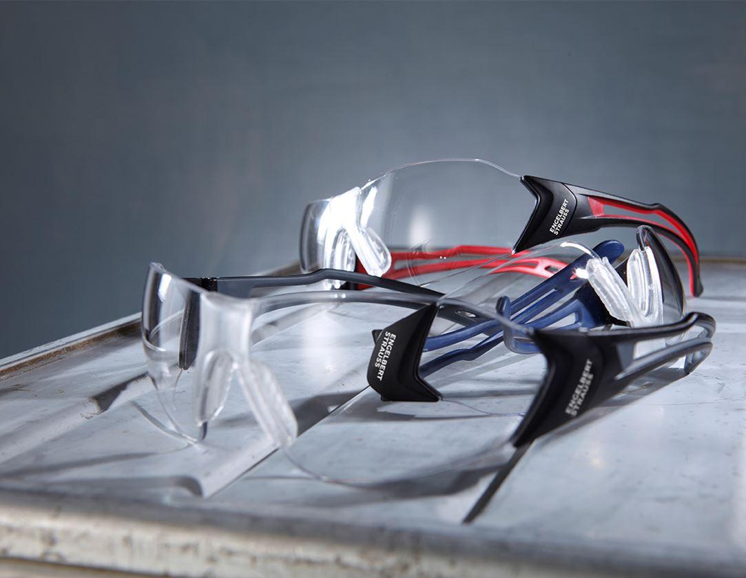 Ochranné brýle: e.s. Ochranné brýle Abell + grafit/černá