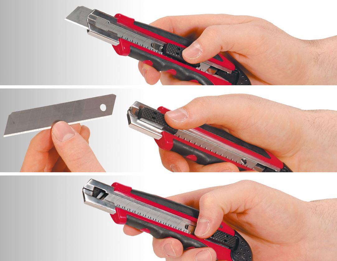Nože: odlamovací nůž
