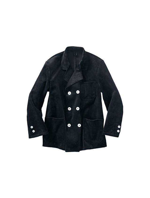 Pracovní bundy: Cechovní bunda Grobcord + černá