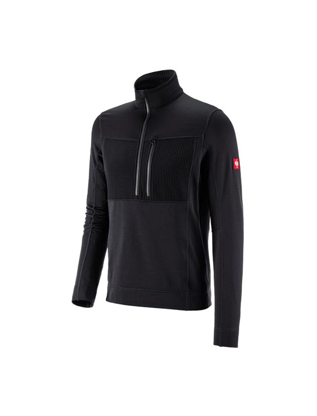 Trička, svetry & košile: Troyer climacell e.s.dynashield + černá