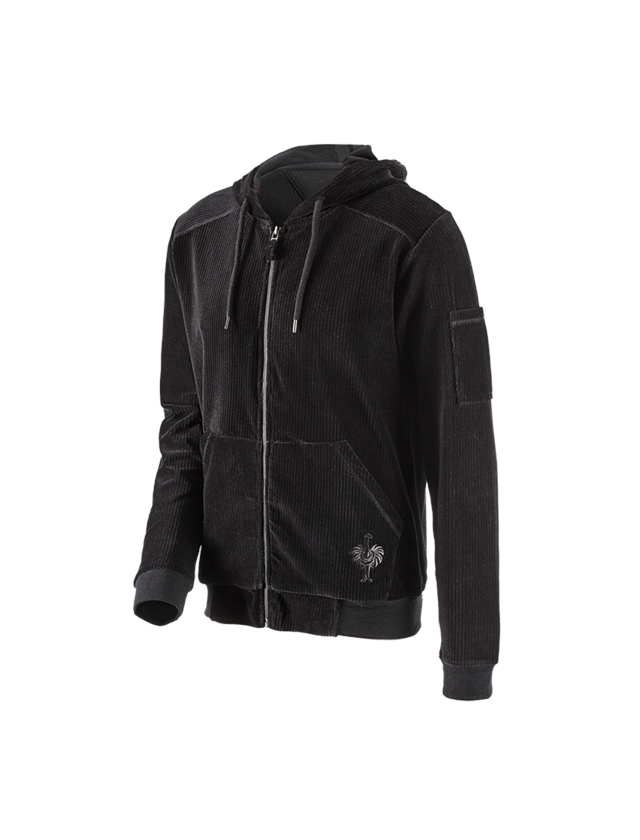 Doplňky: e.s. Bunda homewear + černá