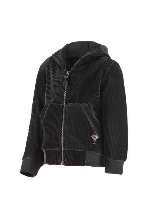 Doplňky: e.s. Bunda homewear, dětské + černá