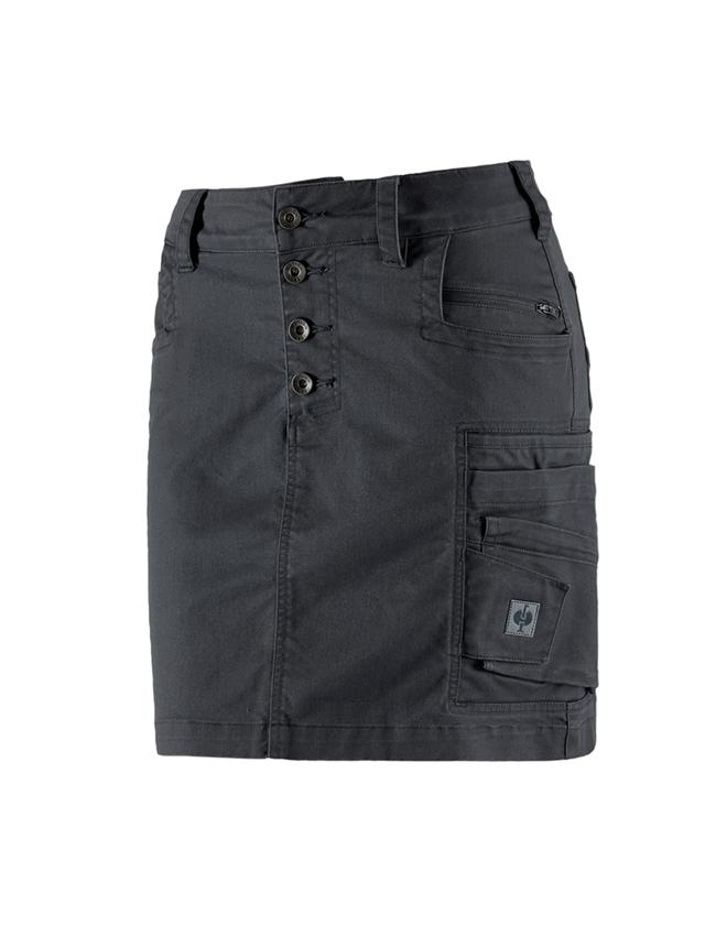 Šaty   Sukně: Sukně e.s.motion ten, dámská + oxidově černá