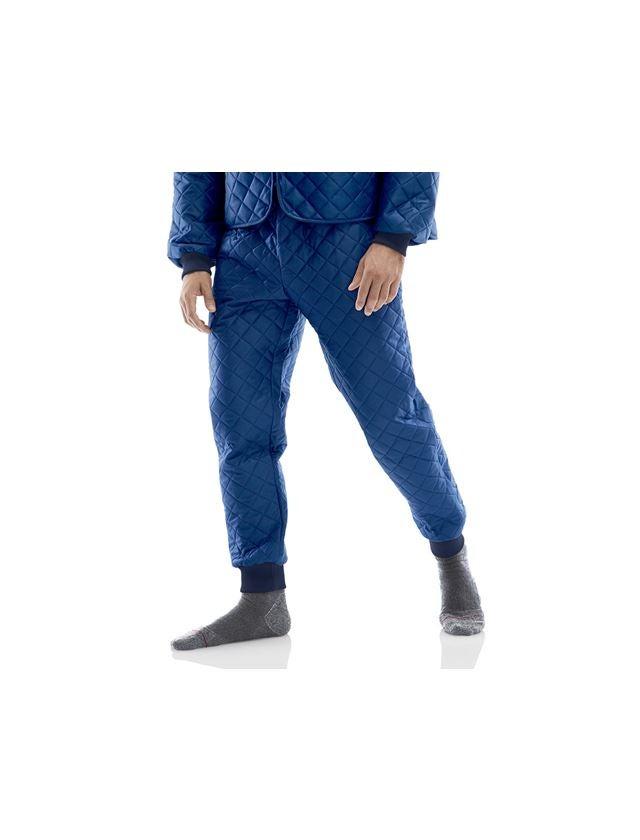 Spodní prádlo | Termo oblečení: Zateplené kalhoty + námořnická modrá