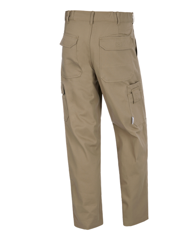 Pracovní kalhoty: STONEKIT Kalhoty do pasu Aalborg + khaki 1