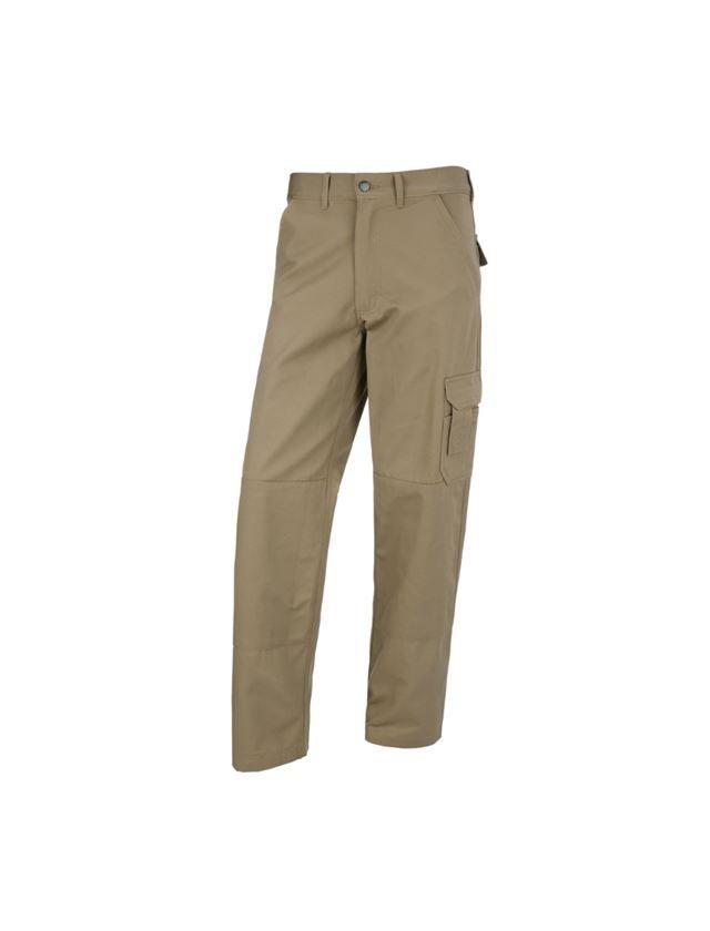 Pracovní kalhoty: STONEKIT Kalhoty do pasu Aalborg + khaki