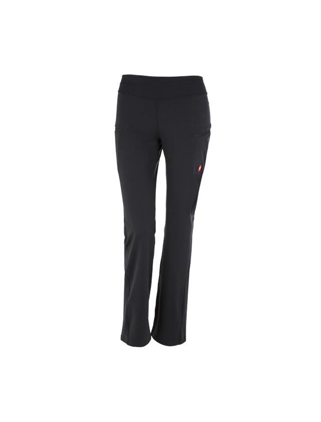 Pracovní kalhoty: e.s. Pracovní neformální kalhoty + černá