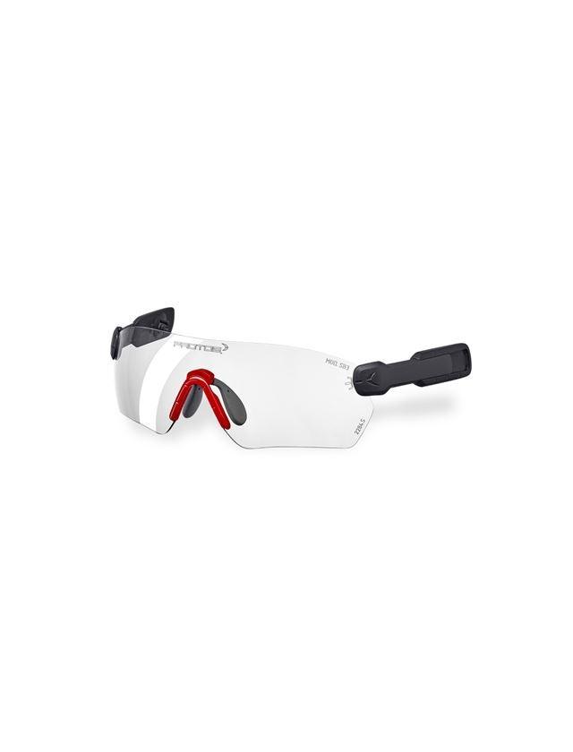 Příslušenství: e.s. Ochranné brýle  Protos® Integral + jasná