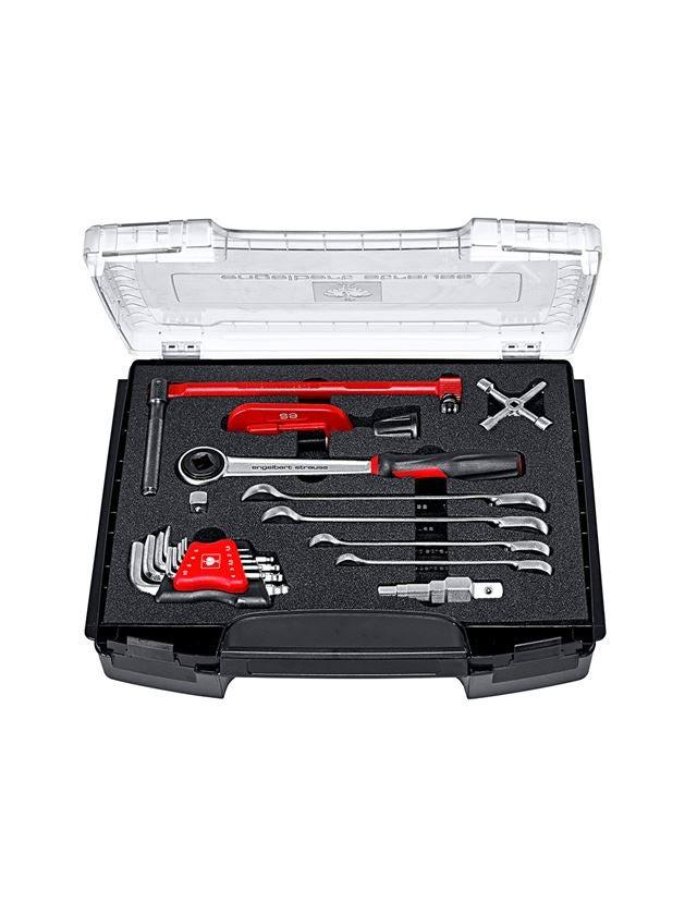 Sady nářadí v kufříkách: e.s. Box na nářadí Boxx Sanitär 72