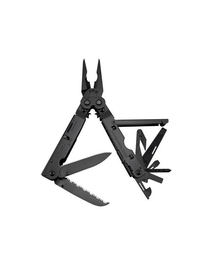 Nože: SOG multifunkční nástroj Powerassist + černá